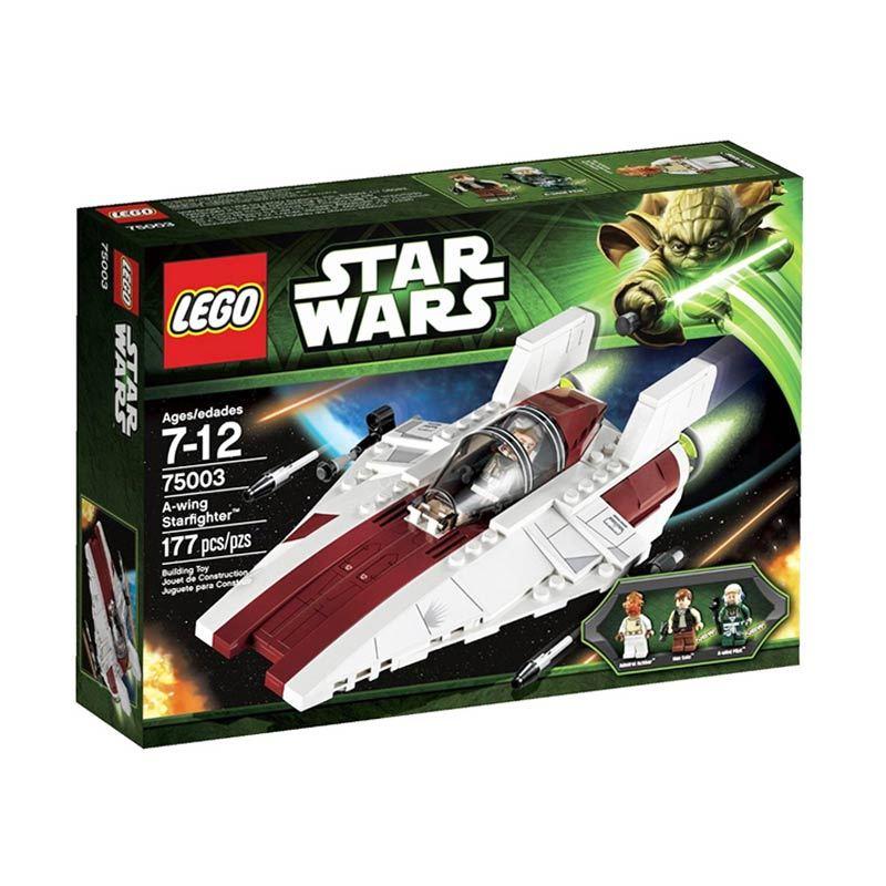 LEGO A-wing Starfighter 75003 Mainan Anak