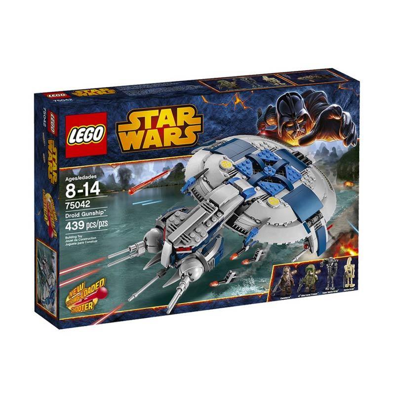 Lego Droid Gunship 75042 Mainan Anak