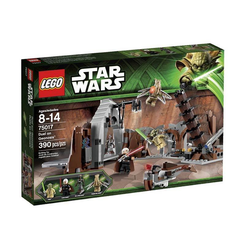 LEGO Duel on Geonosis 75017 Mainan Anak