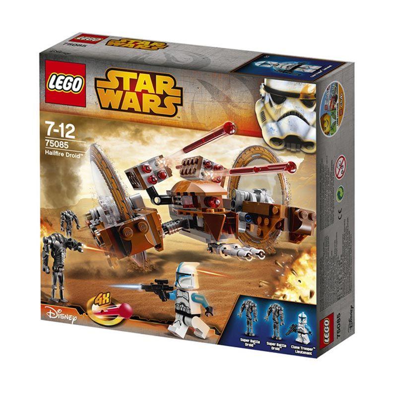 LEGO Hailfire Droid 75085 Mainan Anak