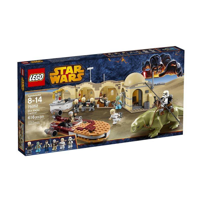 LEGO Mos Eisley Cantina 75052 Mainan Anak