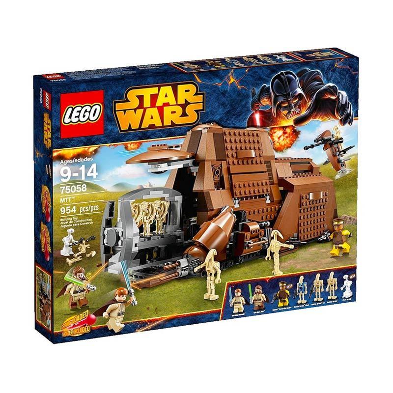 LEGO MTT 75058 Mainan Anak