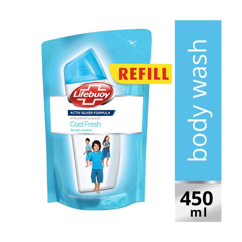 Lifebuoy Coolfresh Pouch Body Wash [450 mL/21145589]