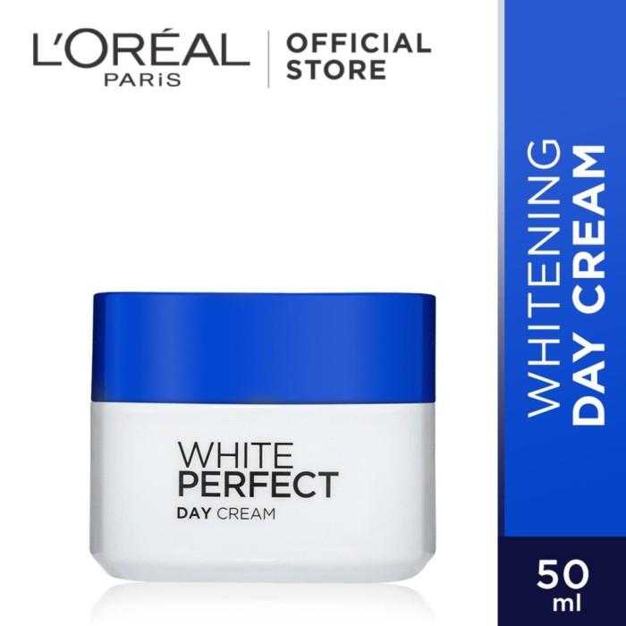 L Oreal Paris Dermo Expertise White Perfect Day Cream SPF 17 Skin Care 50 ml