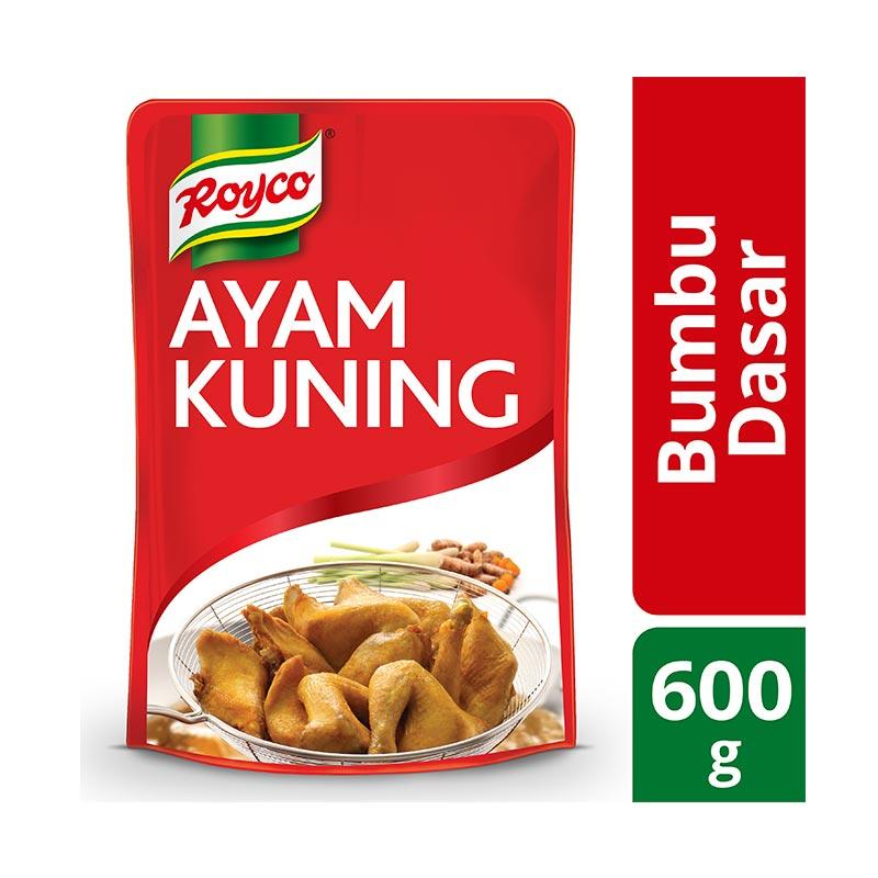 harga Royco Bumbu Dasar Ayam Kuning Bumbu Masak [600 g] 67005069 Blibli.com