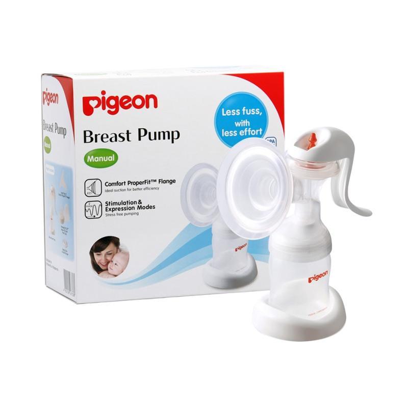Pigeon PR050115 Manual Breastpump