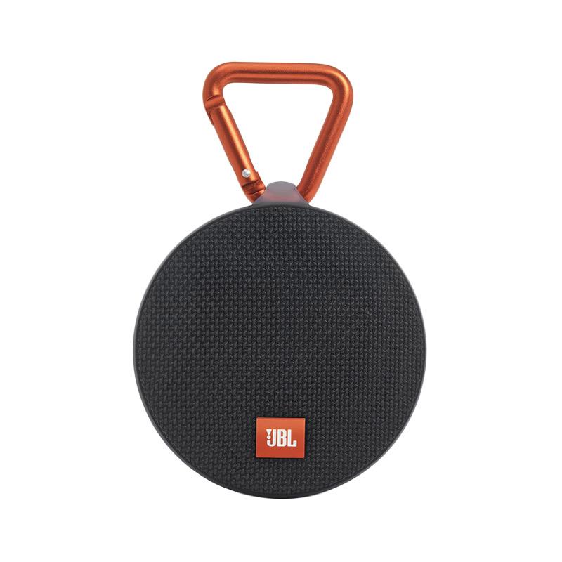 JBL Clip 2 Portable Speaker - Black