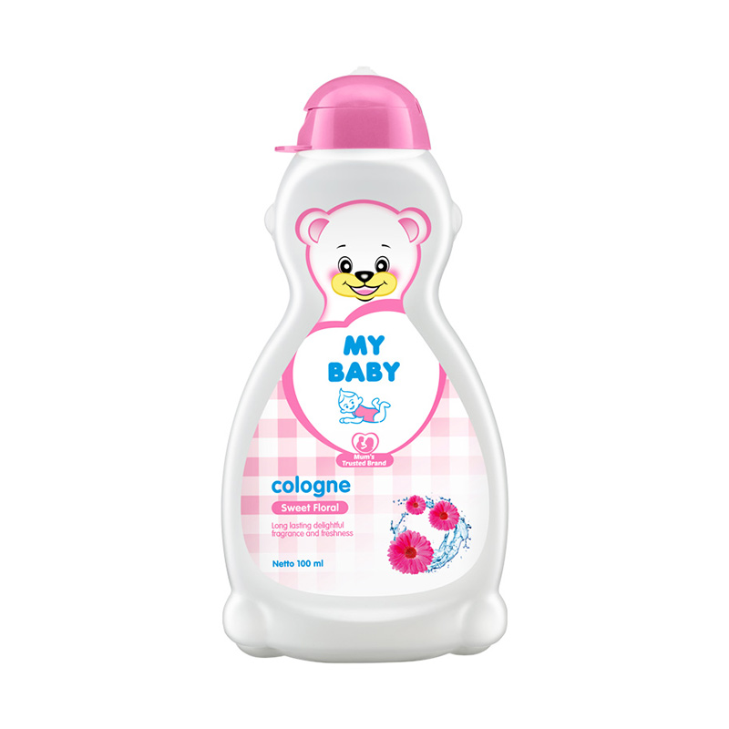 My Baby Cologne Sweet Floral [100 mL]