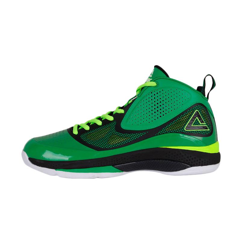 Sepatu Basket Peak E32211a Challenger Edition Hijau - Daftar Harga ... 8ef0e32fb7