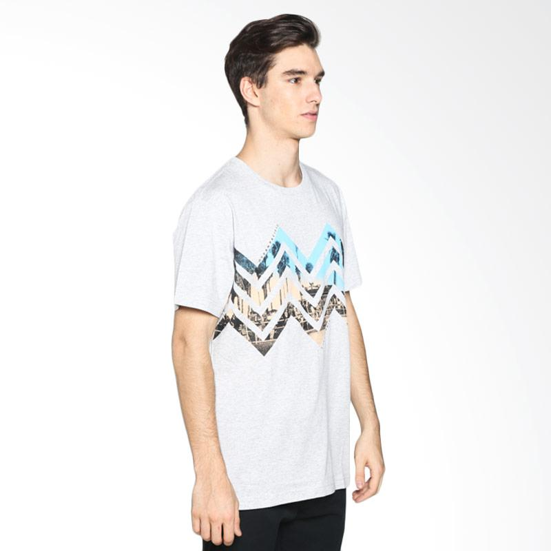 Ocean Pacific 03MTY04335 Mens Tshirt Young - Misty Grey