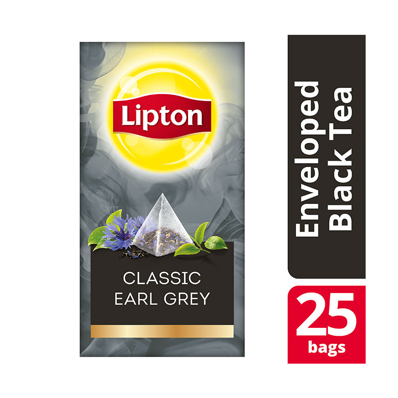 harga Groceries - Lipton Pyramid Earl Grey [1.8 g/25 kantong] 20211401 Blibli.com