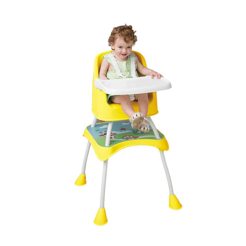 BabySafe HC04 Y High Chair and Booster Seat
