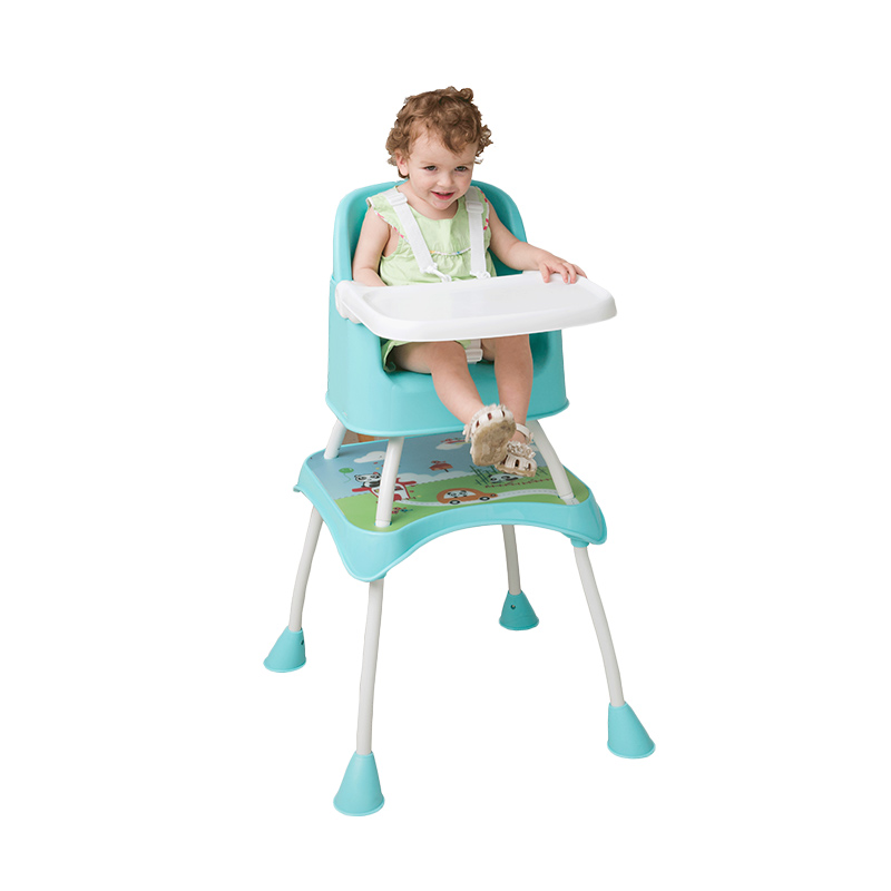 BabySafe HC 04 G High Chair and Booster Seat