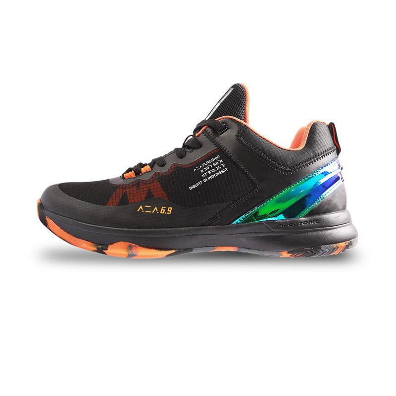 AZA Active Wear DBL 6 9 Sepatu Basket Unisex