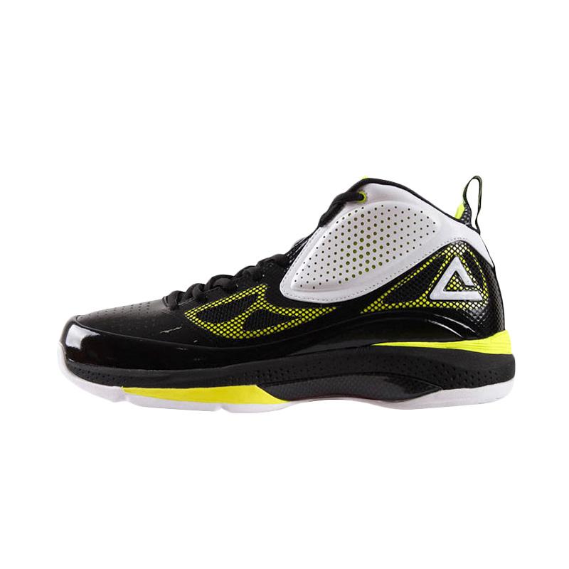 Sepatu Basket Peak Earthquake E42131a Black - Daftar Harga ... bce48620e6