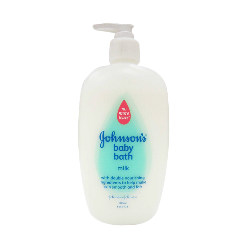 Johnson Baby Bath Milk [500 mL]