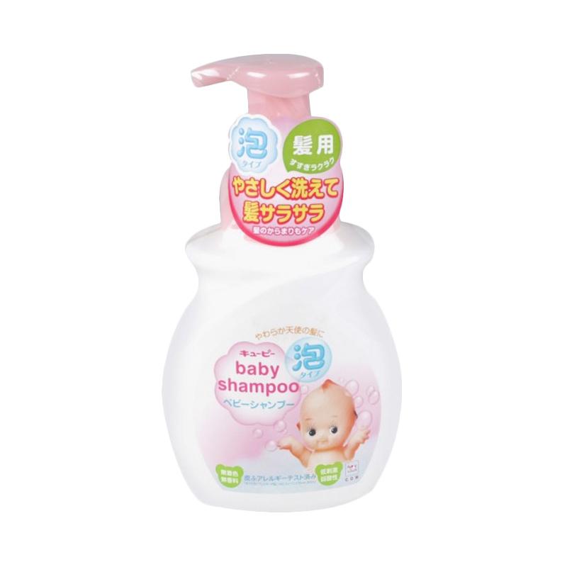 Kewpie Baby Foaming Shampoo [350 mL]
