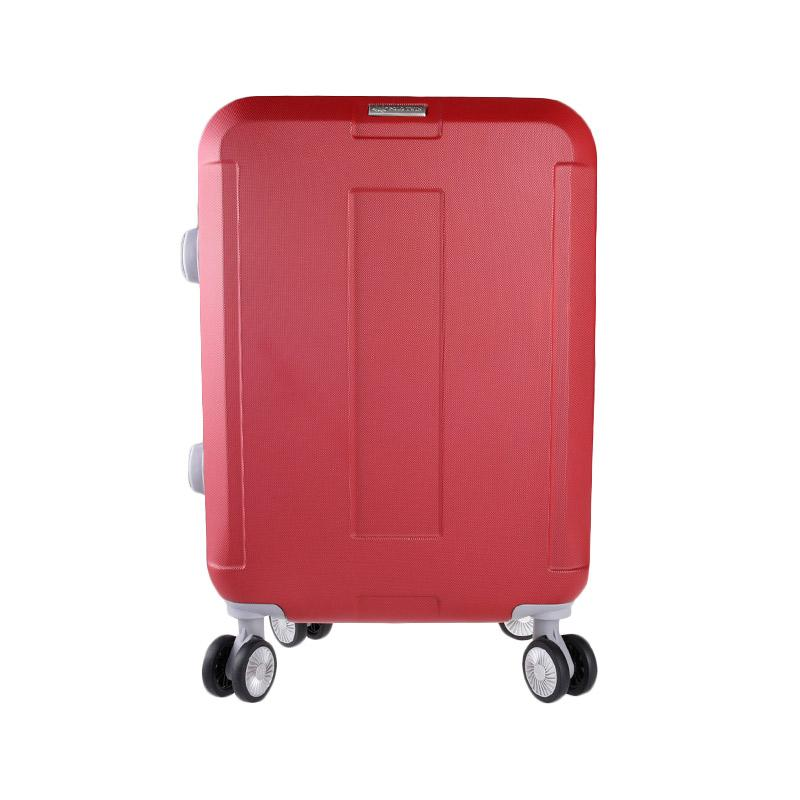 Polo Twin 705 Expandable Trolley Bag - Blood [20 Inch]