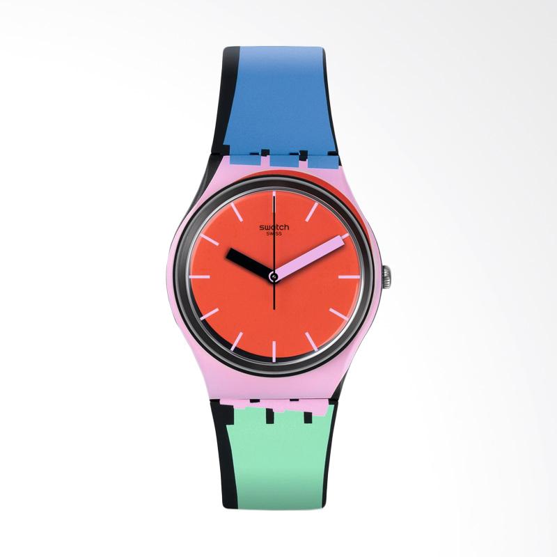 Harga Swatch GB286 A Cote Silikon Jam Tangan Wanita - Multicolor ... e9b3aebc5f