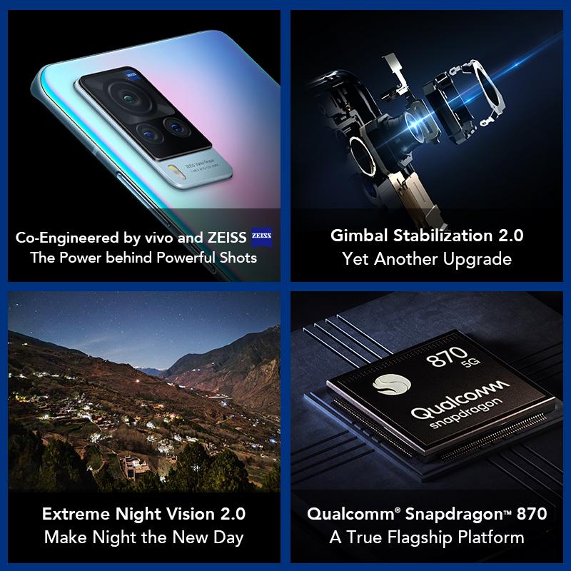 Smartphone Vivo X60 Pro