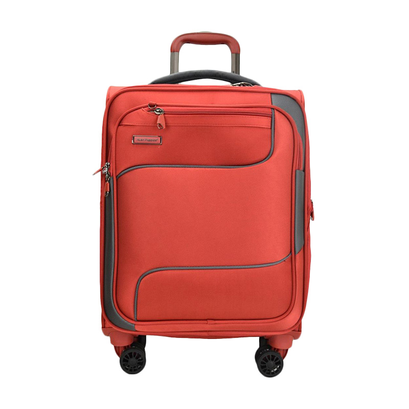 Hush Puppies 693136 Soft Spinner Case Luggage Koper [20 inch]