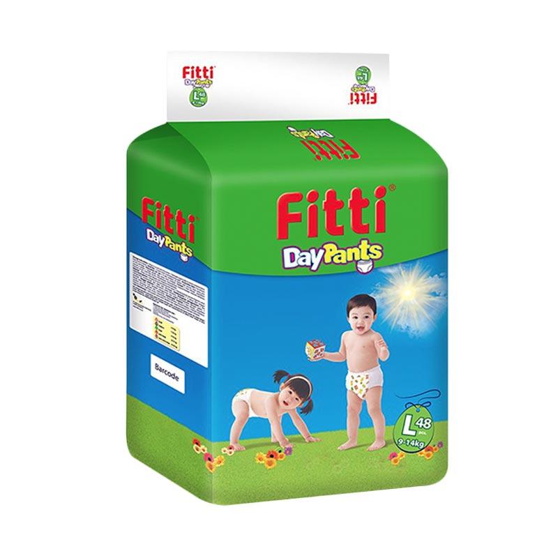 Fitti DayPants Popok Bayi [Size L/48 Pcs]