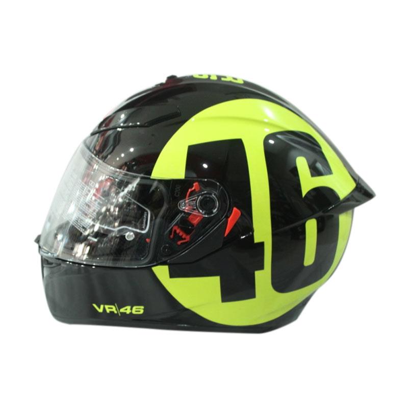Jual Agv K3 Sv Bollo 46 Helm Full Face Online Maret 2021 Blibli