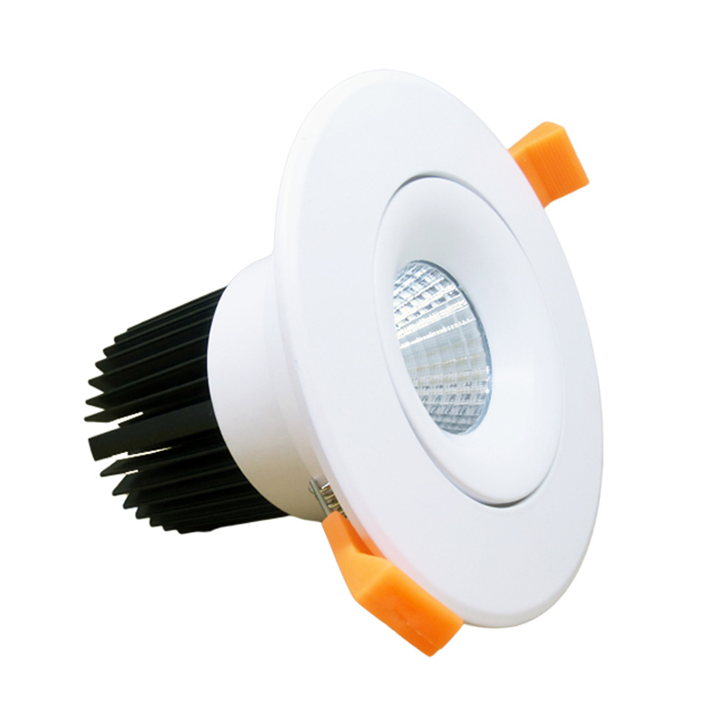 Vinder COB Series Ceiling Spot Downlight - Warm White [3000K/7 W]