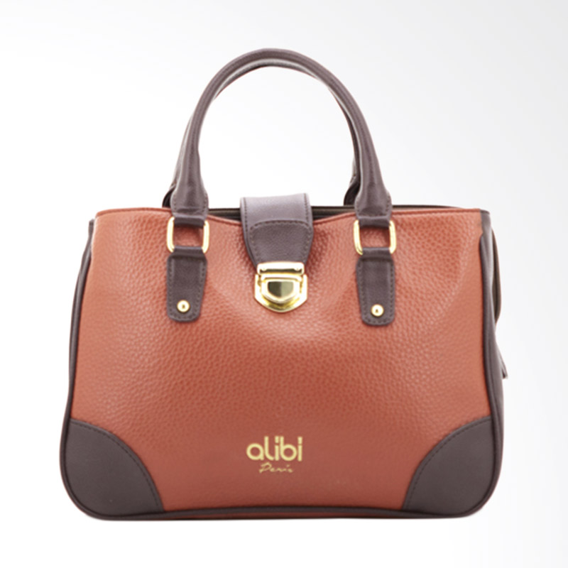 Alibi Heloissa T3597R1 Hand Bag Wanita - Orange