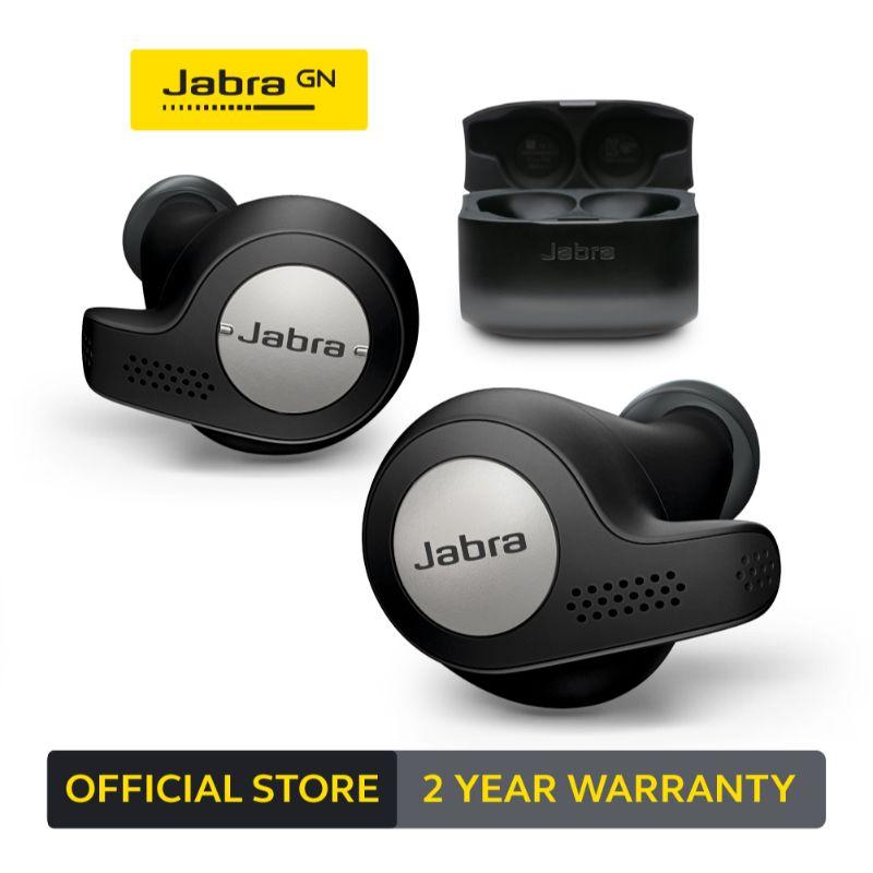 Special Price Jabra Elite Active 65t Titanium Black