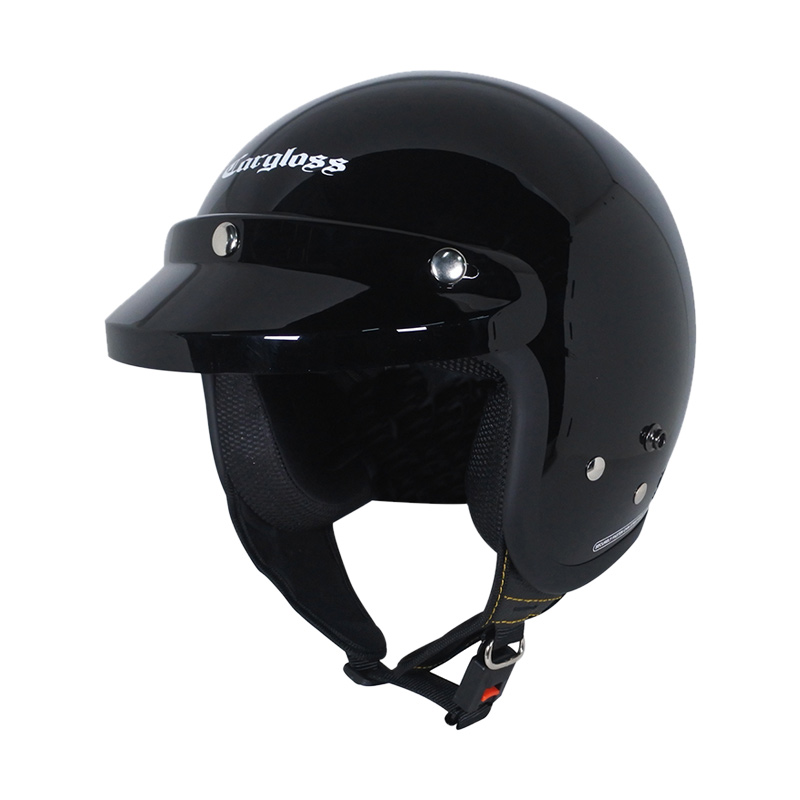 Cargloss CFM Army Helm Half Face Deep Black
