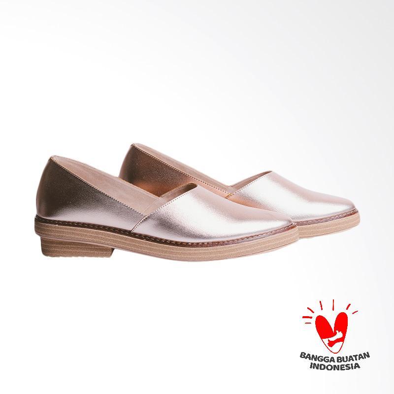 Thia Label Nairi Flats Sepatu Wanita - Pink