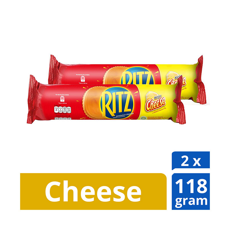 Ritz Sandwich Cheese [118 g/2 pcs]