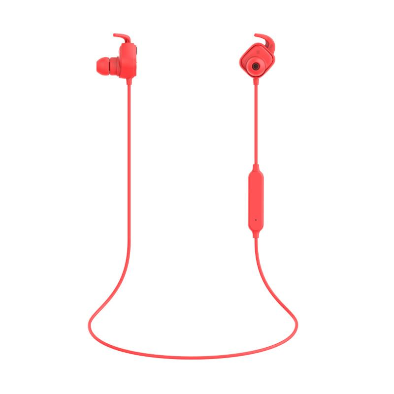 QCY QY12 Bluetooth Headset - Red
