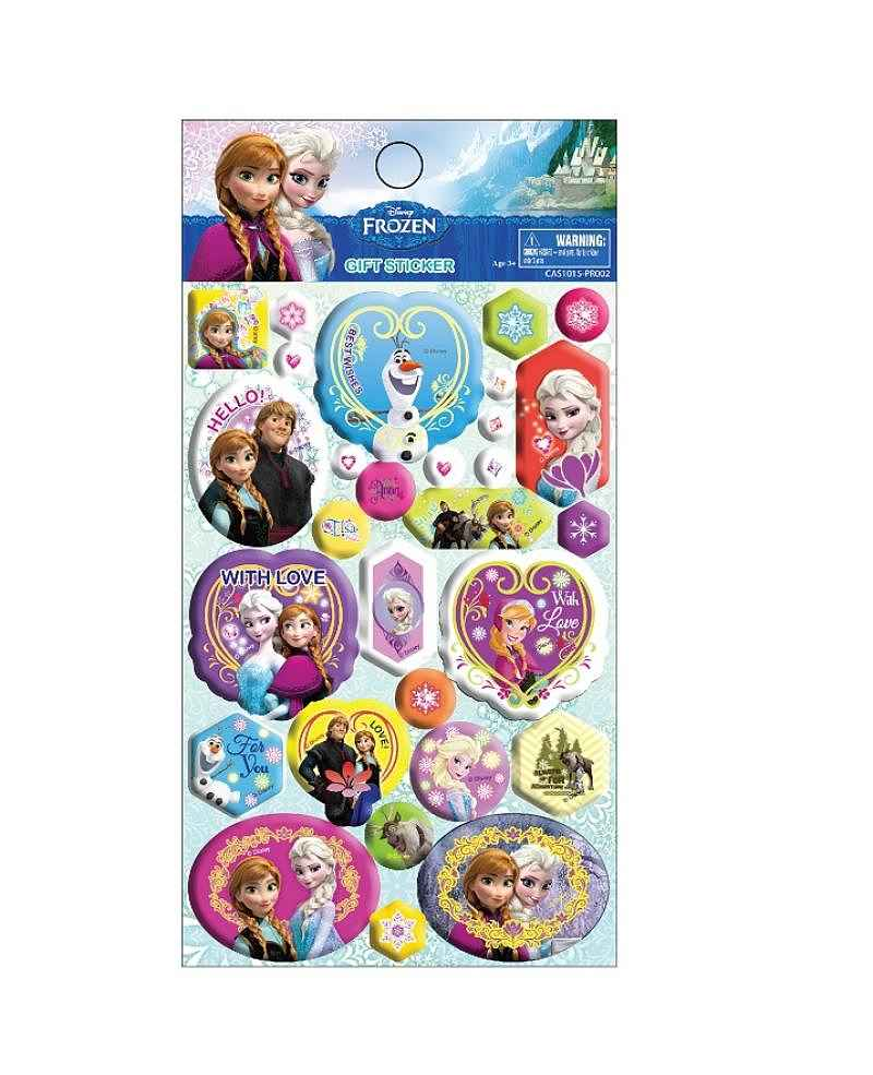 Something Sweet STK 155 CAS1015 PR002 Frozen Casting With Love Sticker
