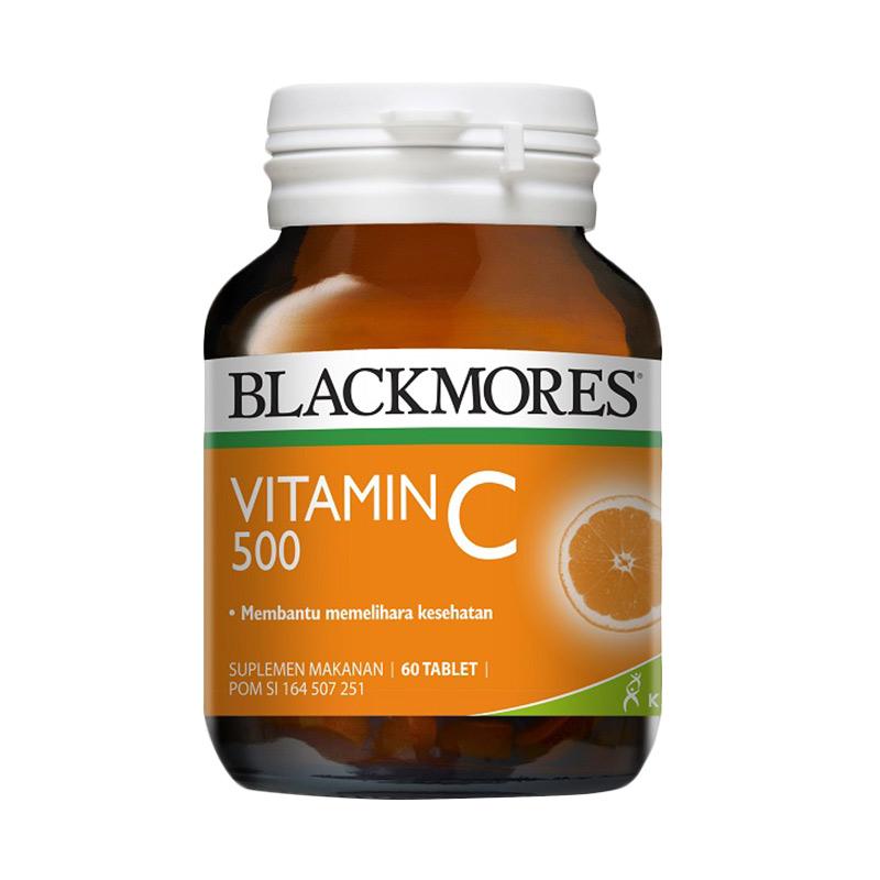 Blackmores Vitamin C 500Mg Suplemen Kesehatan