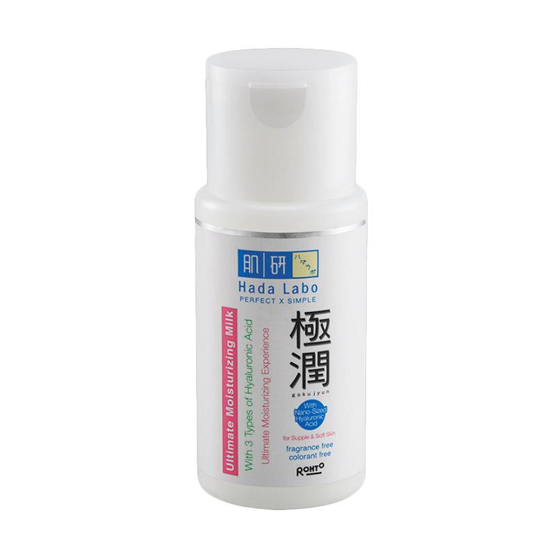 Hada Labo Gokujyun Ultimate Moisturizing Milk [100 mL]