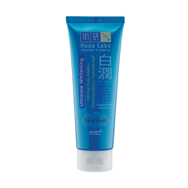 Hada Labo Shrojyon Ultimate Whitening Face Wash [100 g]