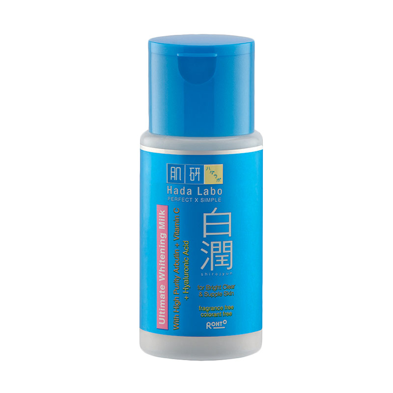 Hada Labo Shrojyon Ultimate Whitening Milk [100 mL]