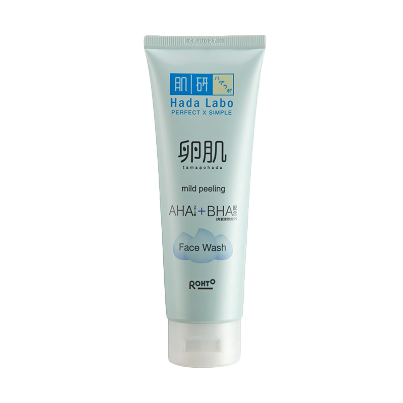 Hada Labo Tamagohada Ultimate Mild Peeling Face Wash [100 g]