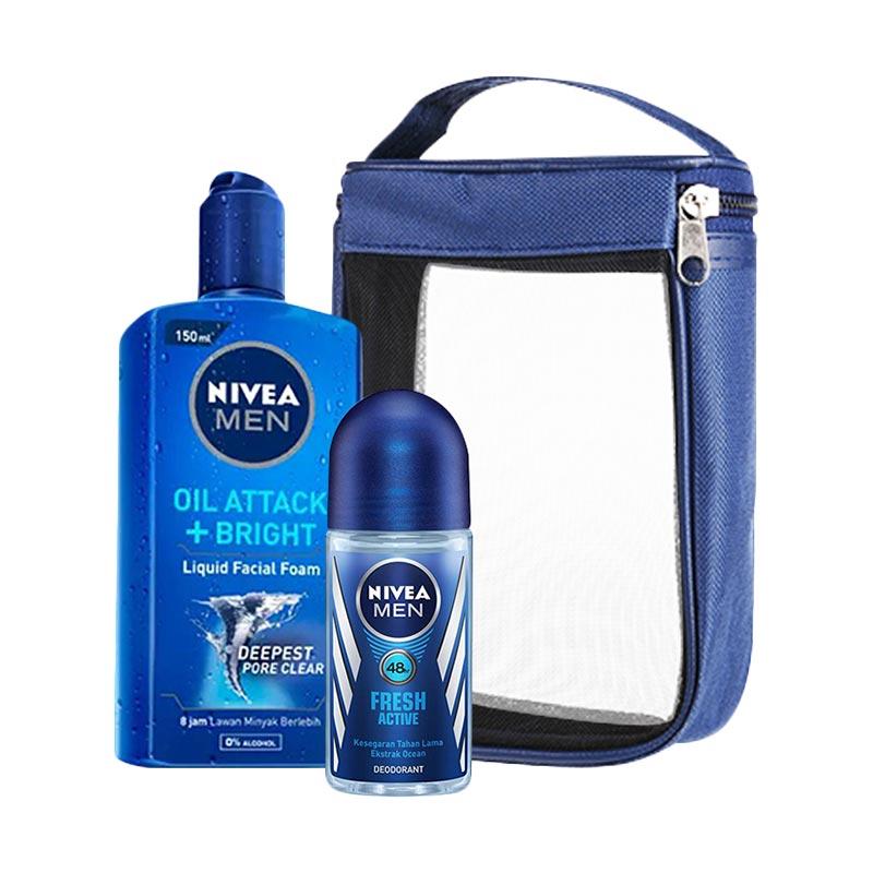 Nivea Grooming Kit