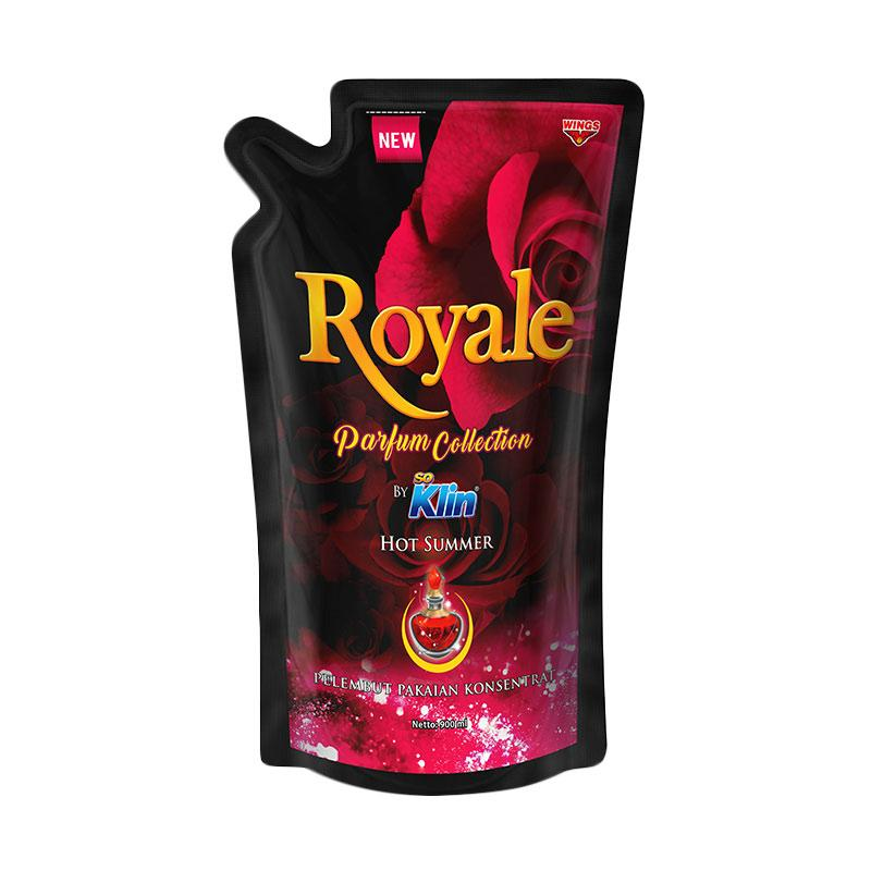 harga Royale 80831 Softener Red Hot Summer Pouch [900mL] Blibli.com