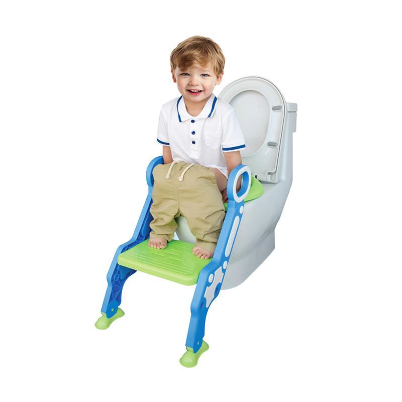 Baby Safe UF005 Toilet Training - Blue