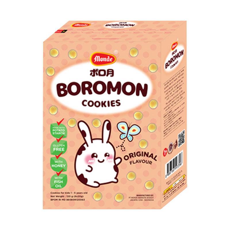 Monde Boromon Cookies [120 g]