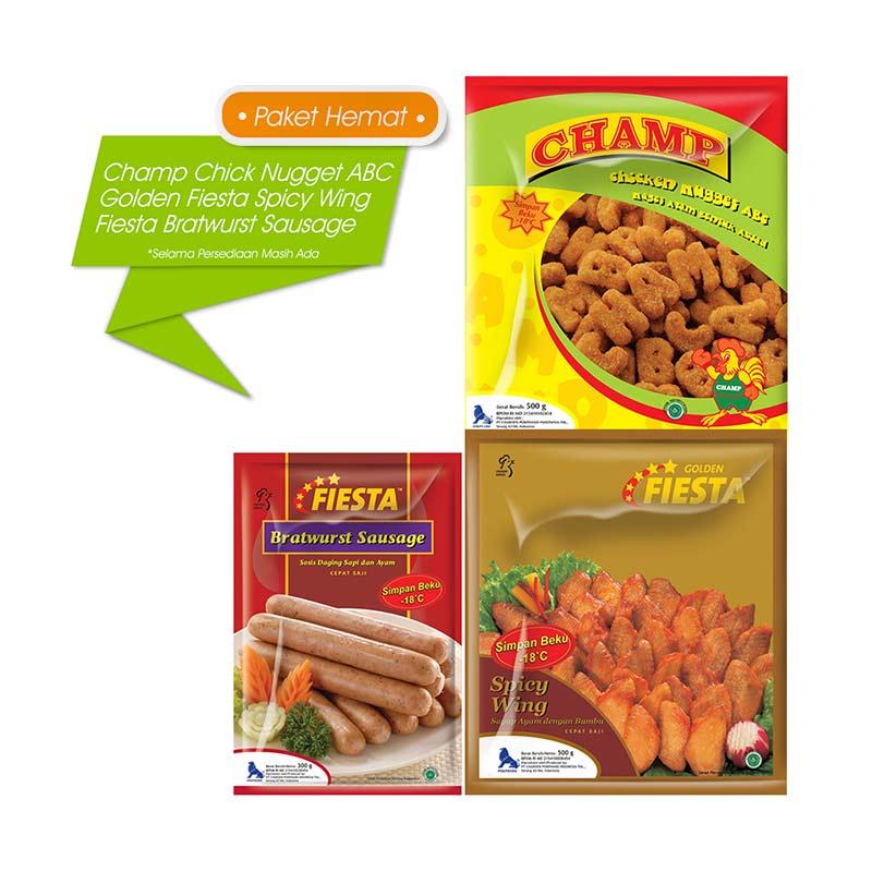 Jual Fiesta Paket Hemat C Makanan Instan [3 Pcs] Online