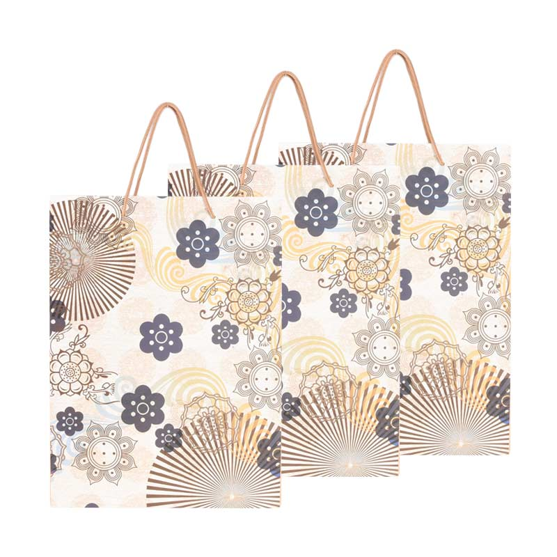 Karisma 742382 Kemeja Batik Shopping Bag [3 pcs]