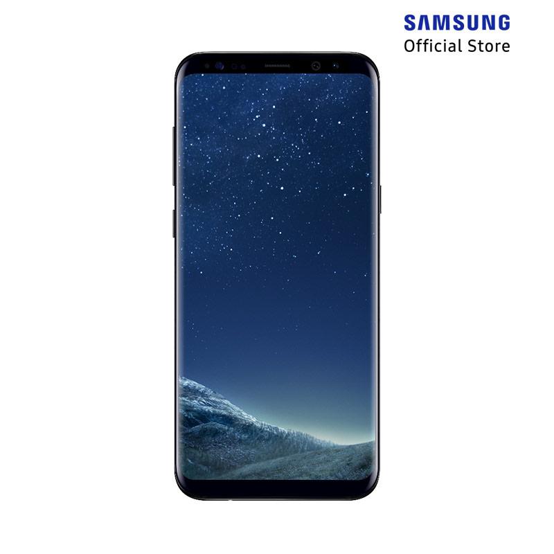 Samsung Galaxy S8 Smartphone - Midnight Black [64 GB/ 4 GB]