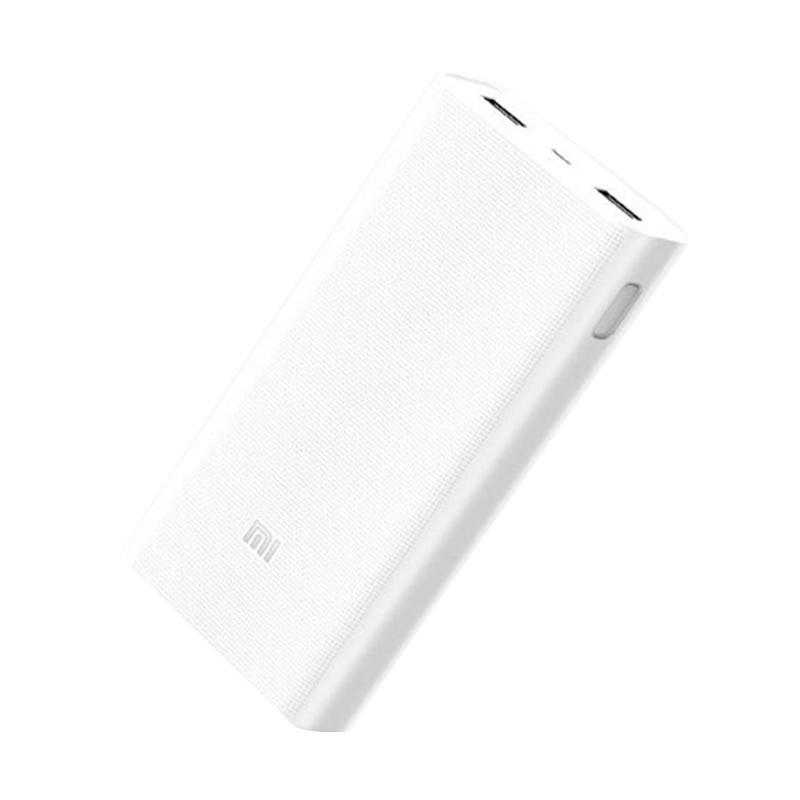 Xiaomi Mi 2 Powerbank [20000mAh] - Garansi Resmi