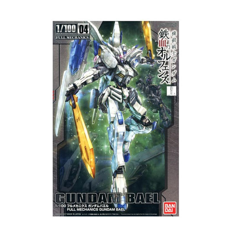 Bandai Full Mechanics Gundam Bael Model Kit 1 100