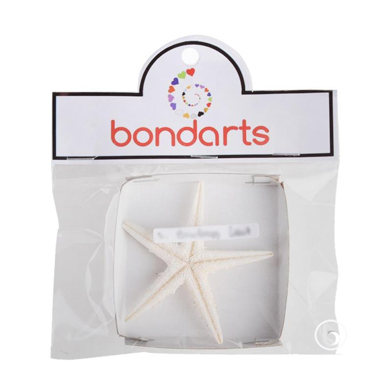 Bondarts Bintang Laut - White